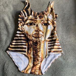 Egyptian Bodysuit King Tut